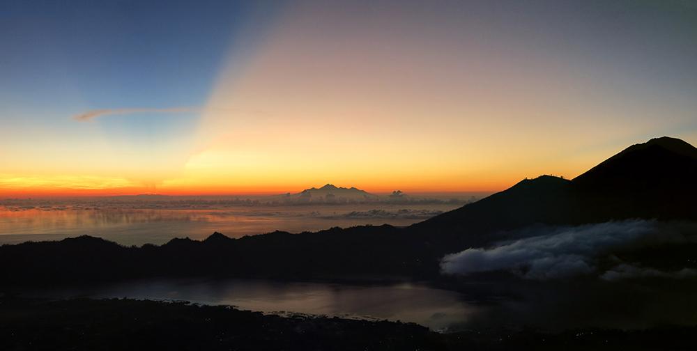 Mount Batur Panorama