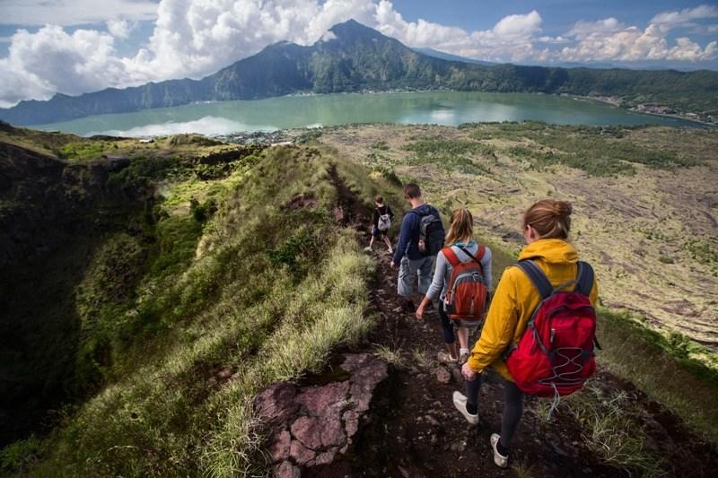 Lake Batur View