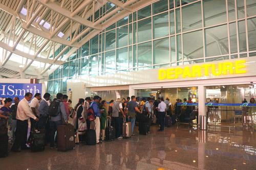 Custom Departure